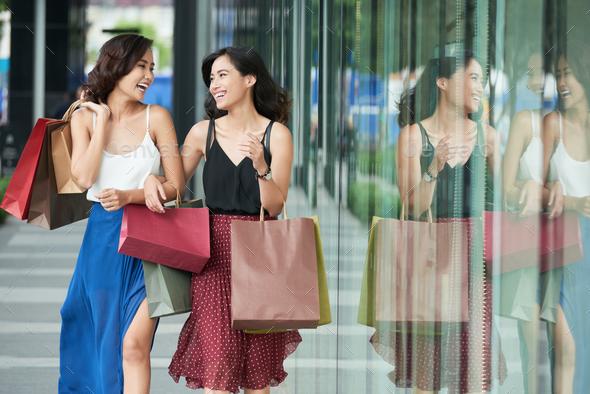 Shopping spree - Stock Photo - Images