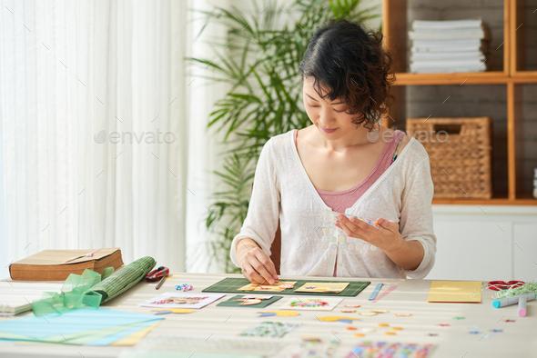 Creative hobby - Stock Photo - Images