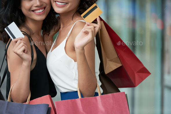 Shopping time - Stock Photo - Images