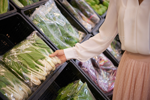 Grocery shopping - Stock Photo - Images