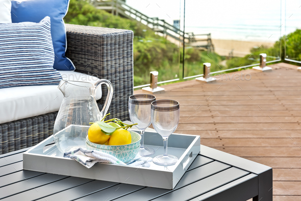 Outdoor setting - Stock Photo - Images