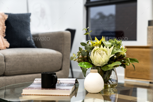 Coffee Table - Stock Photo - Images