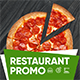 Restaurant Promo-Social Network - VideoHive Item for Sale