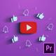 Youtube Minimal Logo Reveal - VideoHive Item for Sale