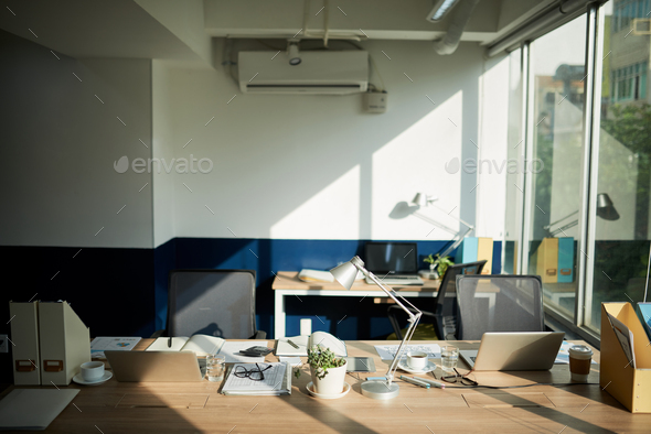 Business office - Stock Photo - Images