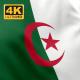 Flag of Algeria - 4K - VideoHive Item for Sale