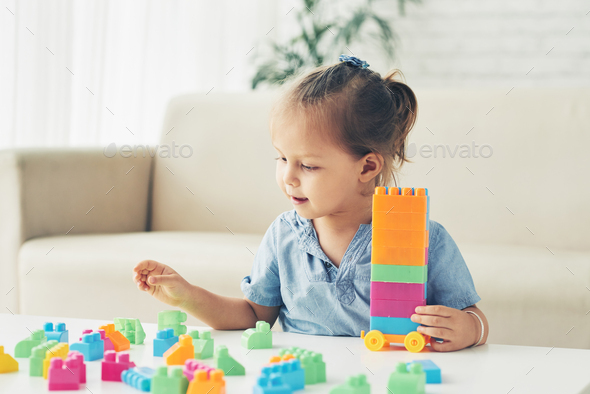 Building tower - Stock Photo - Images