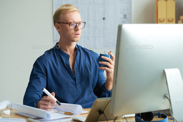 Professional engineer - Stock Photo - Images