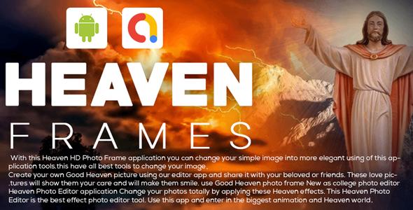 Heaven HD Photo Frame   Photo Frame Android Code   Effective Photo Frame   Admob Ads