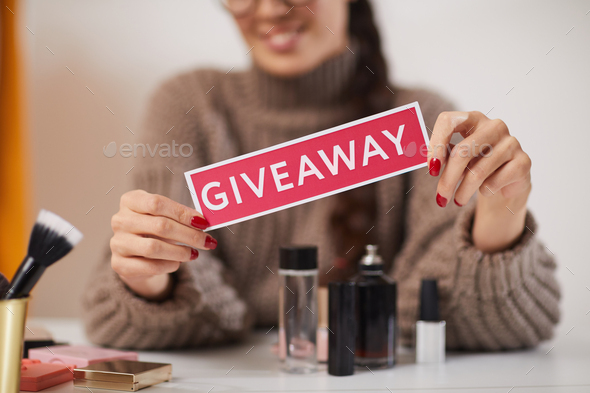 Social Media Giveaway - Stock Photo - Images