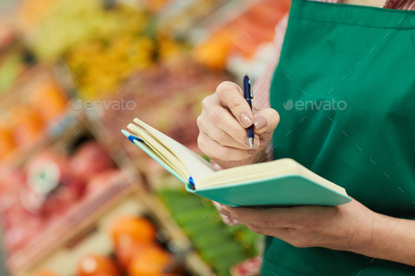Woman Managing Small Business - Stock Photo - Images