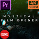 Mystical Film Opener - VideoHive Item for Sale