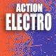 Action Electronic Logo Ident
