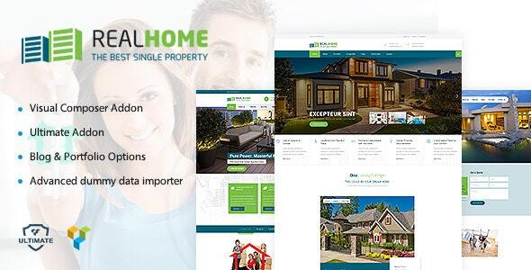 Single Property WordPress