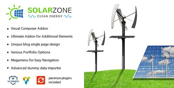Solar Energy - Wind & Power Company