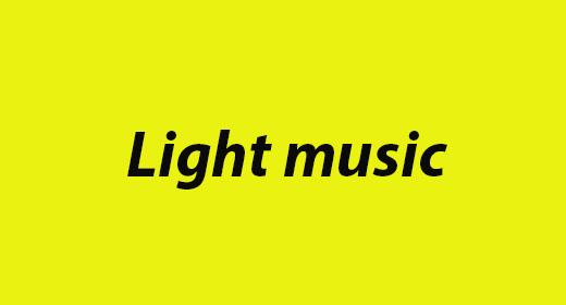 Light music