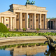 The famous Brandenburger Tor in Berlin - PhotoDune Item for Sale