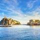 Ischia island and Aragonese medieval castle. Campania, Italy. - PhotoDune Item for Sale