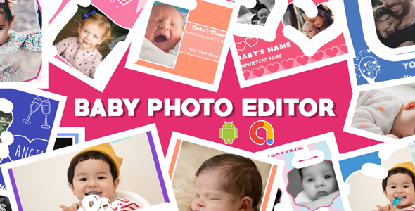 Baby Story Photo Editor   Insta Sotry Maker   Readymate Story   Android Code   Admob Ads