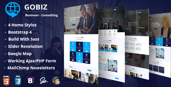 Consulting Finance by Code-Theme