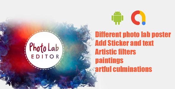 Magic Photo lab   Photo Editor   Photo Lab Pro Photo Editor   Android App   Admob Ads