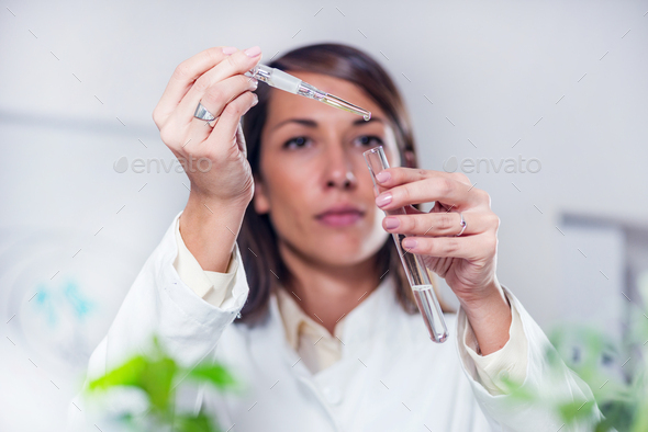 Homeopath - Stock Photo - Images