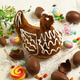 Chocolate Easter Cake Chicken - PhotoDune Item for Sale