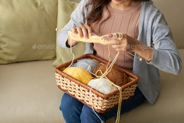 Leisure time at home - Stock Photo - Images