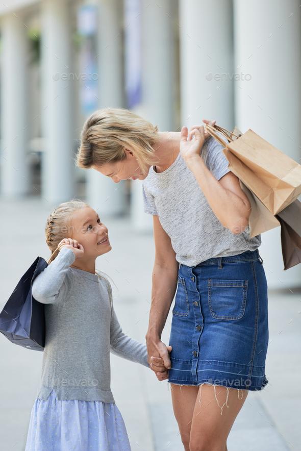 Family shopping - Stock Photo - Images