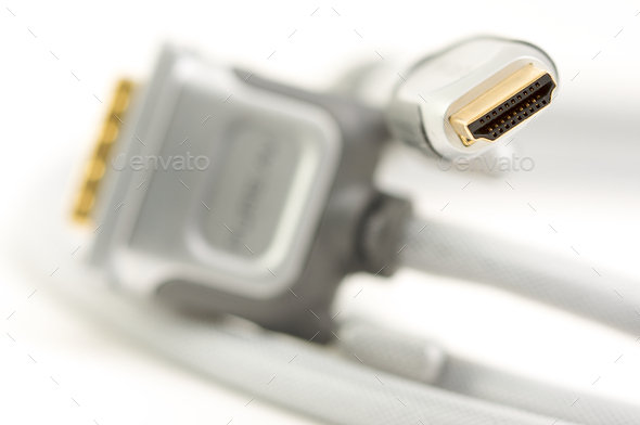 HDMI Cable - Stock Photo - Images