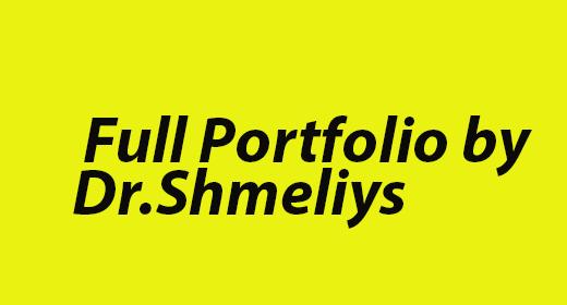Full Portfolio by DrShmeliys