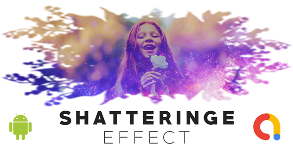 Shattering Effect   Shimmer Photo Effect   Android Full App Code   Admob Ads