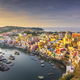 Procida island and village with colorful houses. Campania, Italy. - PhotoDune Item for Sale