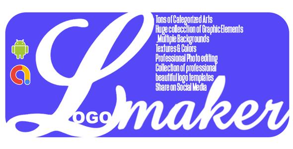 Logo Creator app   Icon maker   Logo maker   Android App Full Code   Admob Ads