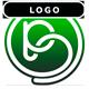 Funky Hip Hop Beat Logo