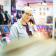 Client Buying Vinyl LP In Records Store - PhotoDune Item for Sale