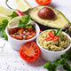 Guacamole and tomato sauce salsa - PhotoDune Item for Sale