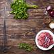 Ingredients for cooking shish kebab or shashlik - PhotoDune Item for Sale