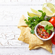 Traditional mexican tomato salsa sauce - PhotoDune Item for Sale