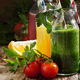 selection of vegetable and fruit juices - PhotoDune Item for Sale
