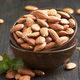 Fresh almond in bowl - PhotoDune Item for Sale