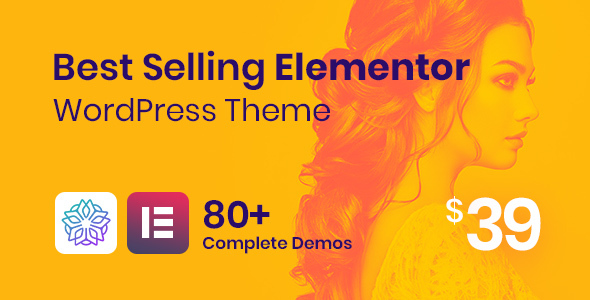 Good Phlox Pro - Elementor MultiPurpose WordPress Theme