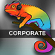 Corporate Uplifting Background