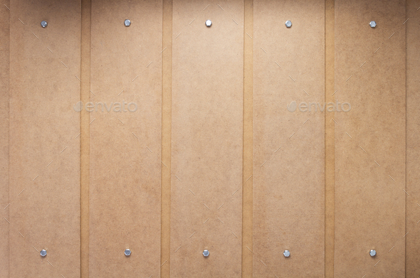 wooden mdf boards background - Stock Photo - Images