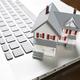 Miniature House on Laptop Computer - PhotoDune Item for Sale