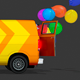 Delivery Van - VideoHive Item for Sale