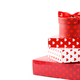 White and red gift boxes - PhotoDune Item for Sale
