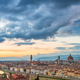 Florence at sunset - PhotoDune Item for Sale