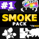 Hand-Drawn Cartoon Smoke | FCPX - VideoHive Item for Sale