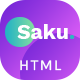 Saku - Agency And Business HTML Template
